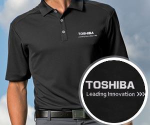 Toshiba Logo Shirt