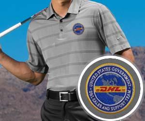 DHL Logo SHirt