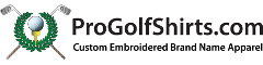 ProGolfShirts.com Logo